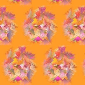 From_Triangle_to_Flower-Tangerine