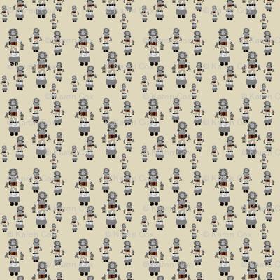 Eloise Robot tiny print