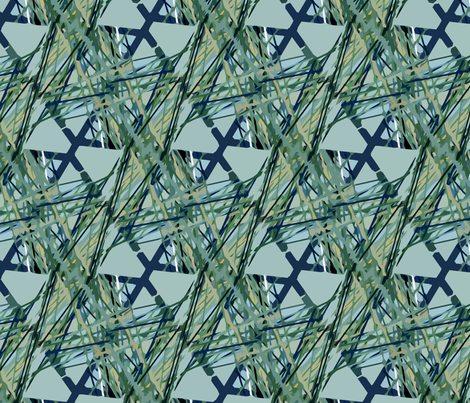 Urban Bike Yarn fabric by chris on Spoonflower - custom fabric