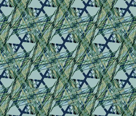 Urban Bike Yarn fabric by chris on Spoonflower - custom fabric
