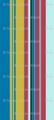 Stripes to match Caladium - Follow the North Star