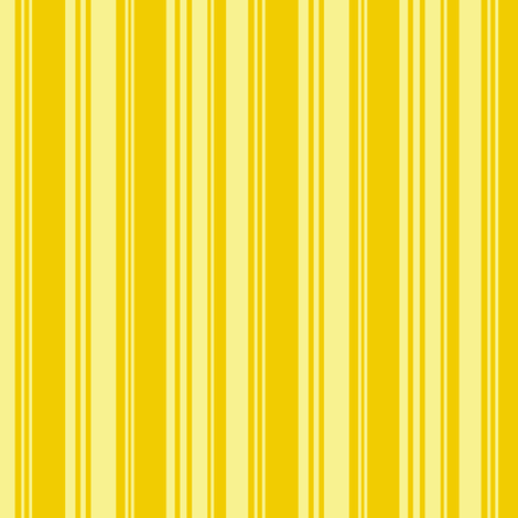 Robot Stripe fabric by woodle_doo on Spoonflower - custom fabric
