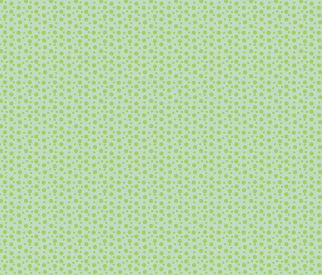 Robot Dots fabric by woodledoo on Spoonflower - custom fabric
