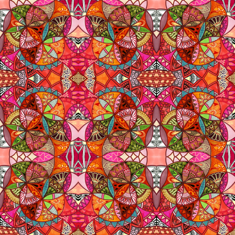Look Ma, I Invented the Wheel fabric by edsel2084 on Spoonflower - custom fabric