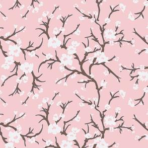 Almond Branch Pink