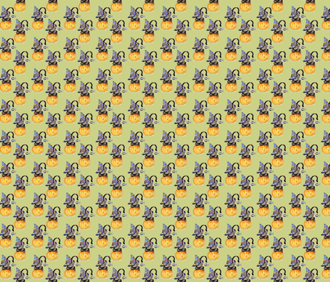 wrap_halloween fabric by pattern_designs on Spoonflower - custom fabric