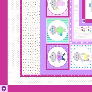cute_robot_cheaters_quilt
