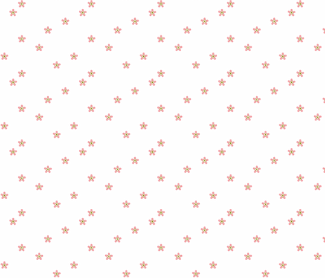 Matilda_Pink_Coordinate fabric by designedtoat on Spoonflower - custom fabric