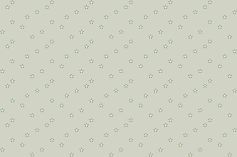 Matilda_Green_Coordinate fabric by designedtoat on Spoonflower - custom fabric