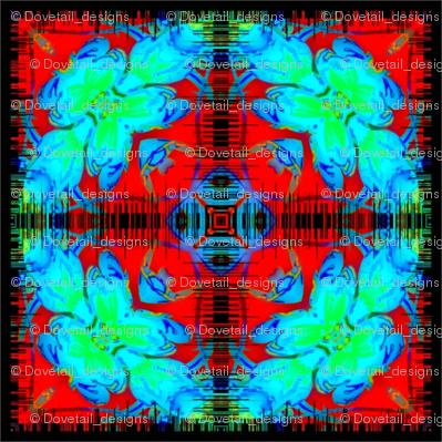 Flower Power - Bleeding Hearts 8