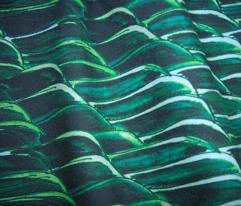green velvet sea