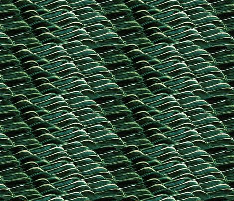 green velvet sea fabric by wednesdaysgirl on Spoonflower - custom fabric