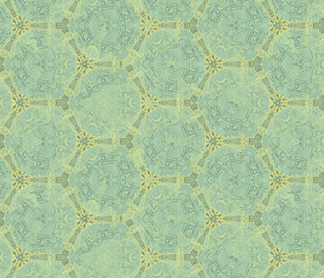 Glass Cieling fabric by wren_leyland on Spoonflower - custom fabric