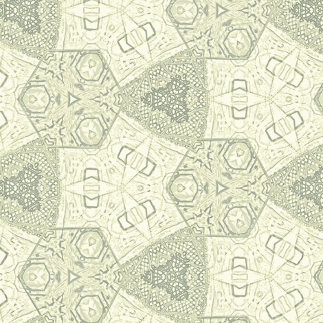 White Tea House fabric by wren_leyland on Spoonflower - custom fabric