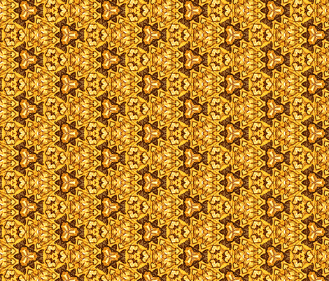 Honeycomb fabric by wren_leyland on Spoonflower - custom fabric