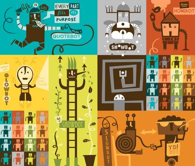 a lot of bots