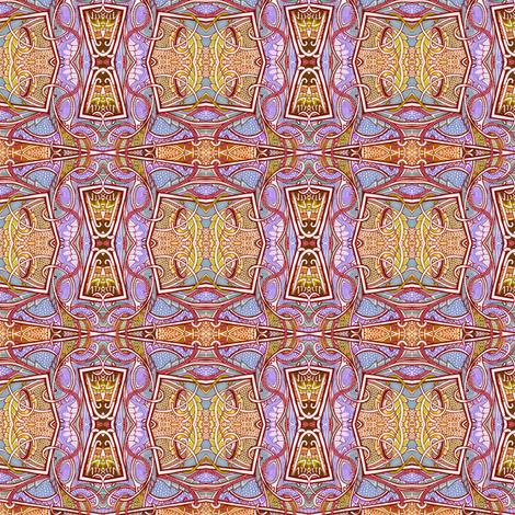 Inner Jewels fabric by edsel2084 on Spoonflower - custom fabric