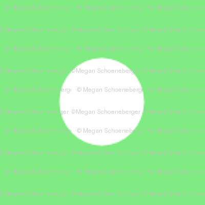 Beep Boop Dot (Green)