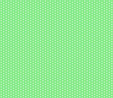 Beep Boop Dot (Green) fabric by meg56003 on Spoonflower - custom fabric