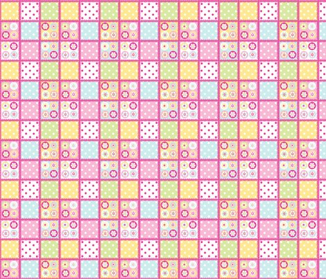 Rrpatchwork_beads___spots_in_pastels_with_bright_pink_edging_shop_preview