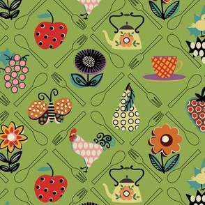 Sweet Garden / Lime