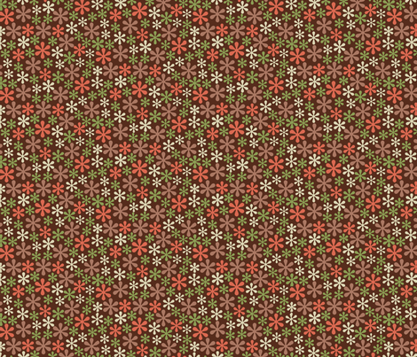 spin_gam_-_brown fabric by hoodiecrescent&stars on Spoonflower - custom fabric