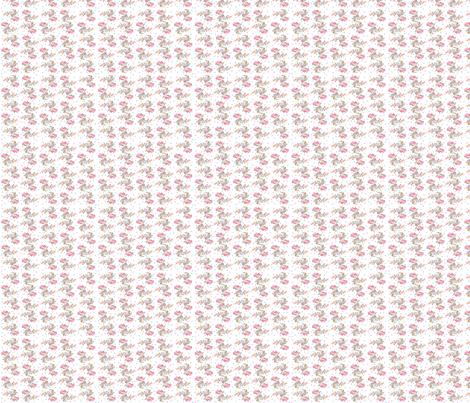 springtime_flowers fabric by podaiboo on Spoonflower - custom fabric