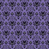 Haunted Mansion Wallpaper Fabric