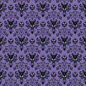 Haunted Mansion Wallpaper Fabric