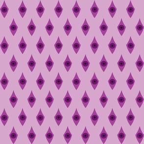 Lavender Trellis