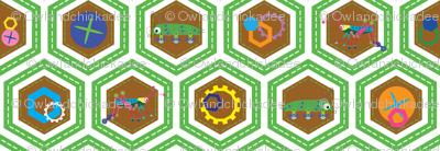 Bug-bots - continuous