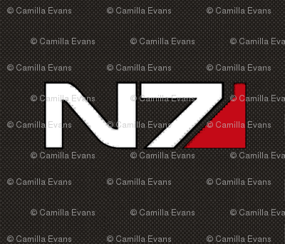 N7 Large Fat Quarter