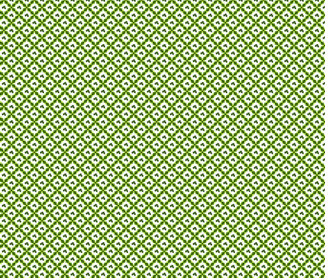 Double Irish chain *Mini* fabric by cherryandcinnamon on Spoonflower - custom fabric