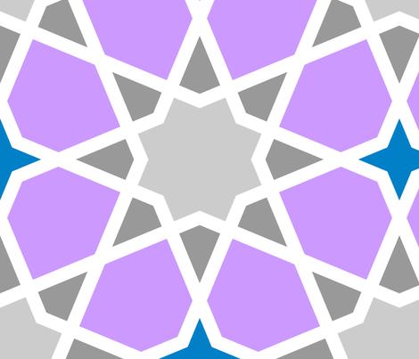 temp. custom design fabric by sef on Spoonflower - custom fabric