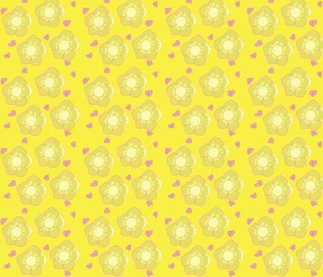 Sunny day fabric by gurumania on Spoonflower - custom fabric