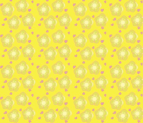 Sunny day fabric by gurumania on Spoonflower - custom fabric