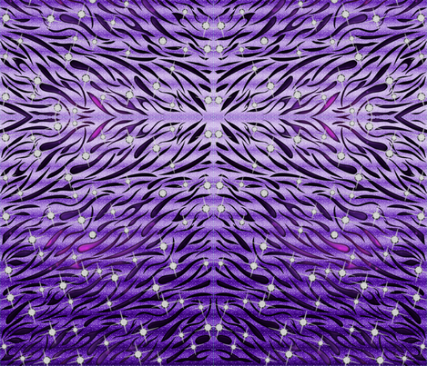 Sparkle Purple fabric by dancingwithfabric on Spoonflower - custom fabric