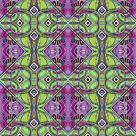 Lizard Dreams fabric by edsel2084 on Spoonflower - custom fabric