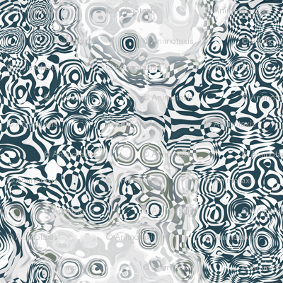 Organic Optical Illusion 7