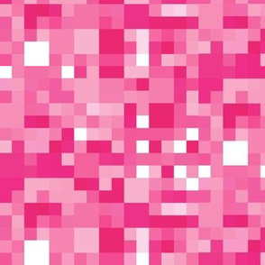 Deep Pink Check © Gingezel™ 2012
