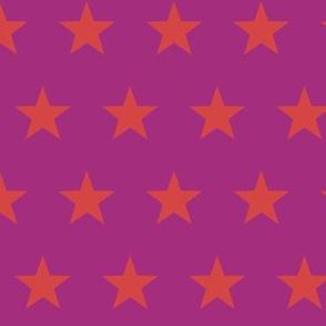 star red violet