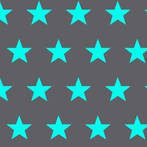 star grey aqua