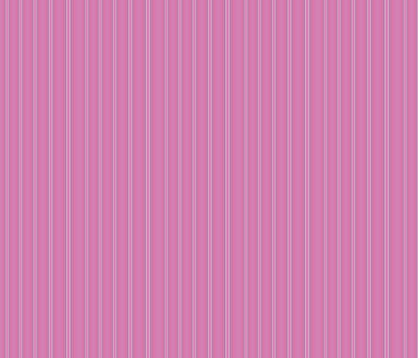 Pink Stripe © Gingezel™ 2012 fabric by gingezel on Spoonflower - custom fabric