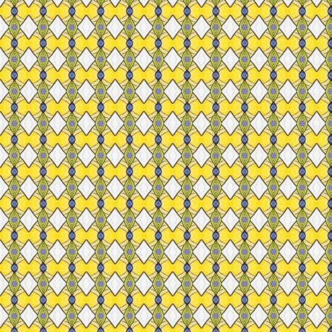 Iaruch's Diamond fabric by siya on Spoonflower - custom fabric