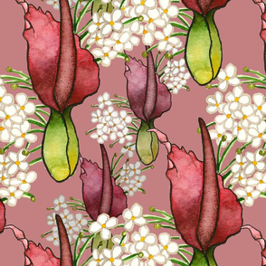 dragon_arum_pattern_image