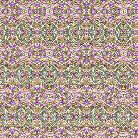 Modern Jazz  fabric by edsel2084 on Spoonflower - custom fabric