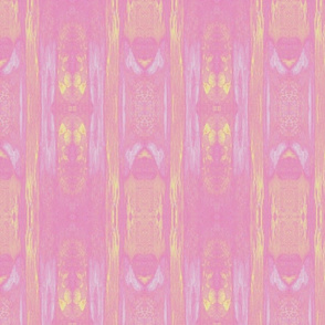 Pink and Yellow Abstract © Gingezel™ 2012