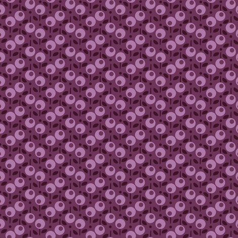 Bell_Dot_Purple fabric by hoodiecrescent&stars on Spoonflower - custom fabric