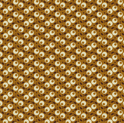 Bell_Dot_sand fabric by hoodiecrescent&stars on Spoonflower - custom fabric