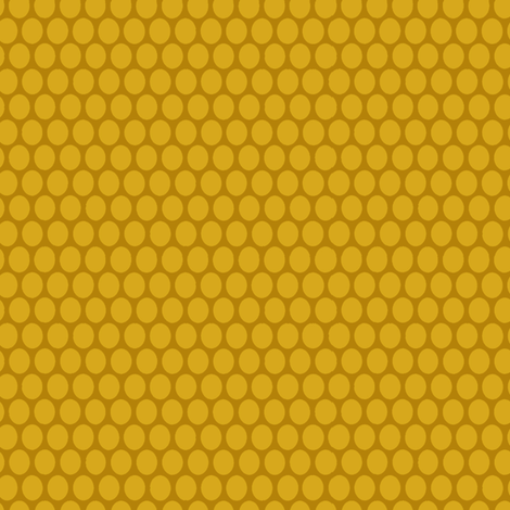 egg_Mustard fabric by hoodiecrescent&stars on Spoonflower - custom fabric